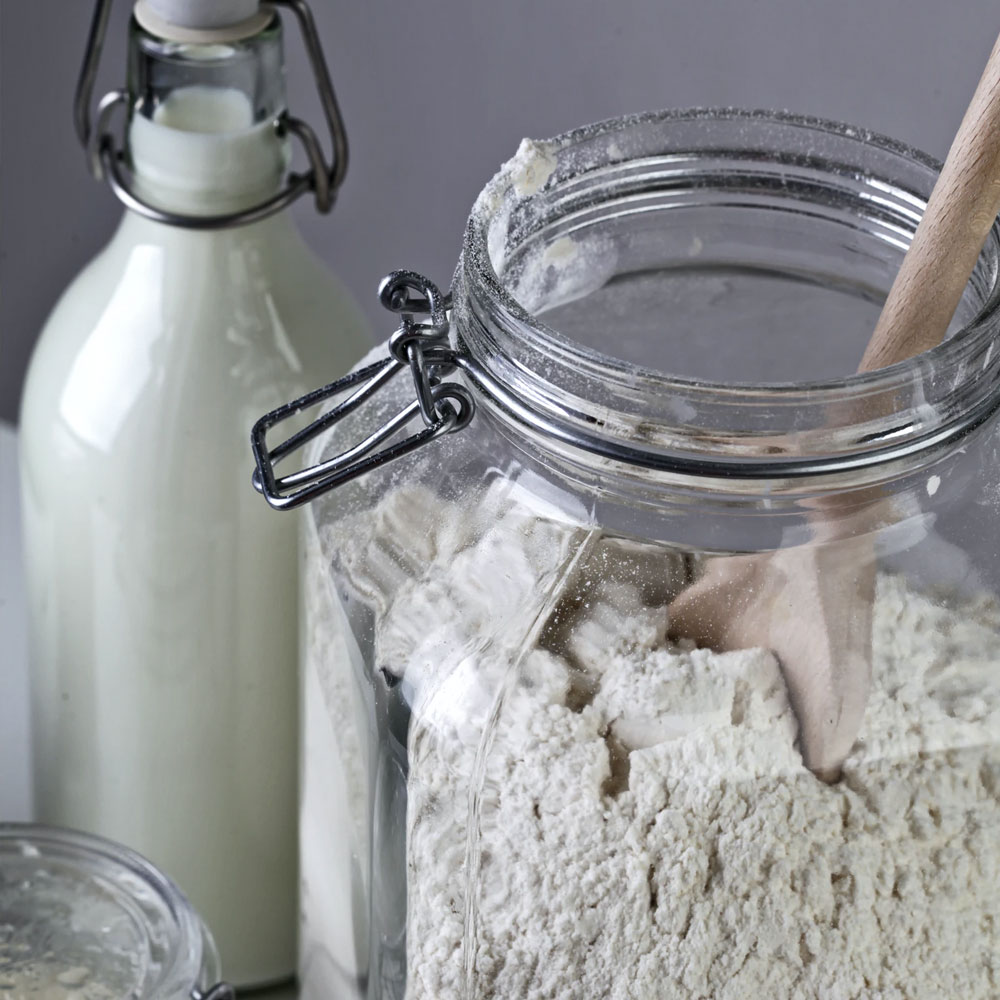Fortifying flour with vitamin D3 – High storage stability vs difficult analyses