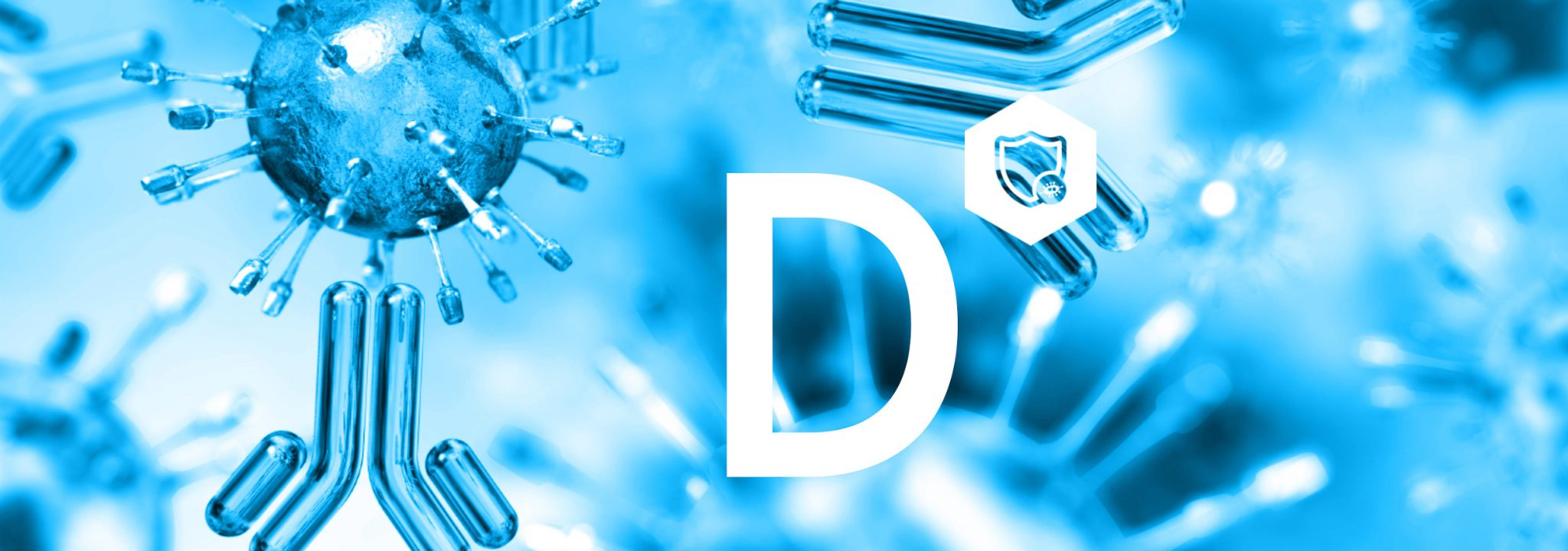 Vitamin D for immune support