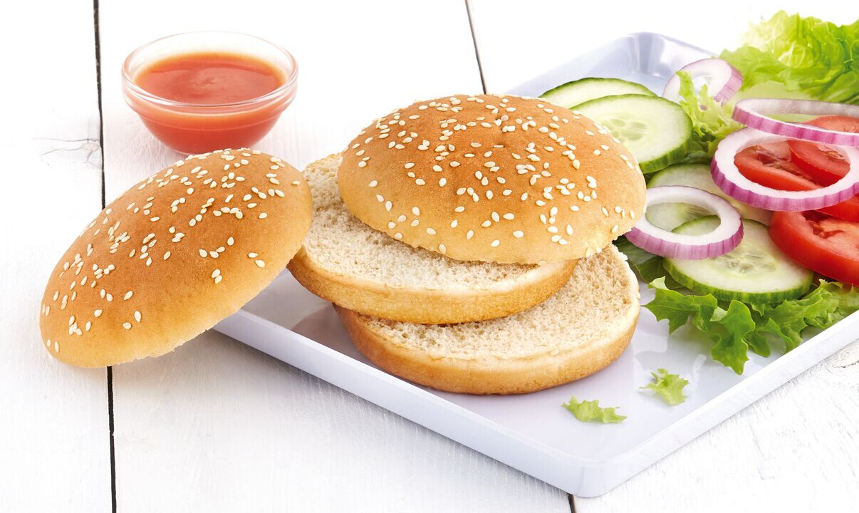 It's all about the (burger) bun!